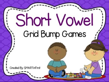 Short Vowel Grid Bump