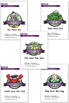 """Word Family Readers - Short Vowel Group: """"a"""" Bundle (Books 1-5)"""