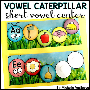 Short Vowel Hands On Center