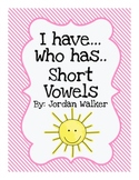 Short Vowel I Have Who Has