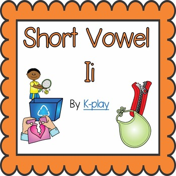 Phonics Short Vowel Ii - Games and Printables