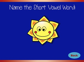 Short Vowel Jeopardy Games! {6 games}