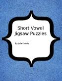 Short Vowel Jigsaw Puzzles