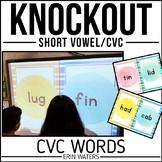 Short Vowel KNOCKOUT {CVC Words}