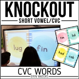 Short Vowels   CVC Words   Phonics Games   End of the Year