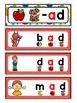Freebie!! Kindergarten RTI: Short Vowel Letter A Interactive PowerPoint