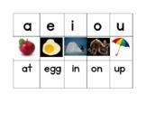 Short Vowel Linking Chart
