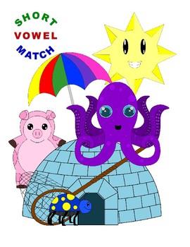 Short Vowel Match