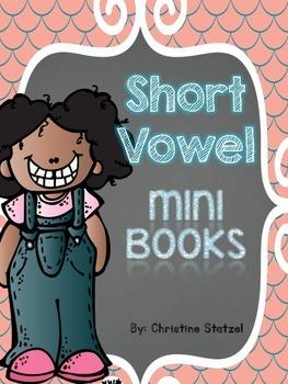 Short Vowel Mini Books