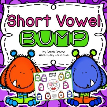 Short Vowel Monster Bump!