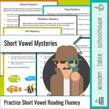 Short Vowel Mysteries
