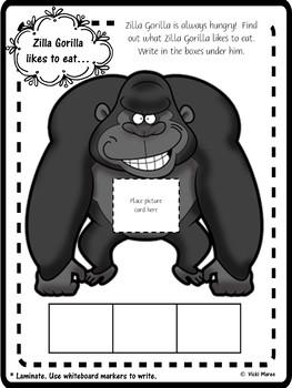 Short Vowel No Prep Worksheets - Phonics
