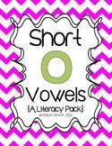 "Short Vowel ""O"" Literacy Packet"