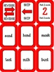 Short Vowel One Left Game (Uno Style)