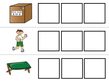 Phonics Short Vowel Oo - Games and Printables