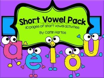 Short Vowel Pack!