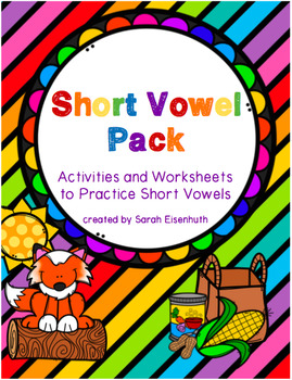 Short Vowel Pack