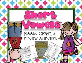 Short Vowel Pack: CVC Words