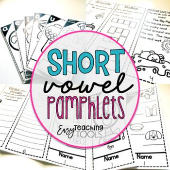 Short Vowel Pamphlets