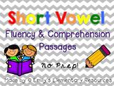 Short Vowel Passages {Phonics, Fluency, + Comprehension}