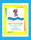 """Short Vowel Bundle from the """"Singing My Sounds"""" series"""