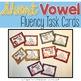 Short Vowel Phonics Fluency Task Cards