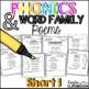 Short Vowel Phonics Poems **THE BUNDLE**