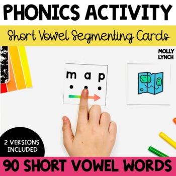 Short Vowel Phonics Swipers