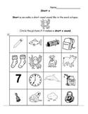 Short Vowel Picture Find