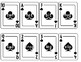 Short Vowel Playing Cards