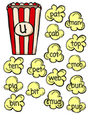Short Vowel Popcorn Party