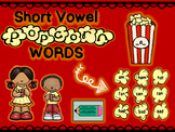 CVC Short Vowel Word Sort
