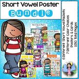 Short Vowel Poster Bundle
