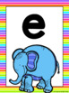 Short Vowel Poster Set {freebie!}
