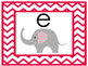 Short Vowel Posters and Bookmarks