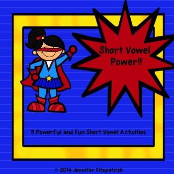 Short Vowel Power!!