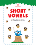 Short Vowel Power Pack