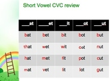 Short Vowel Practice