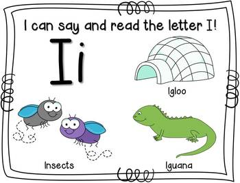 Short Vowel Practice Posters