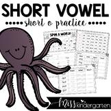 Short Vowel Practice {short o}