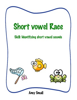 Short Vowel Race