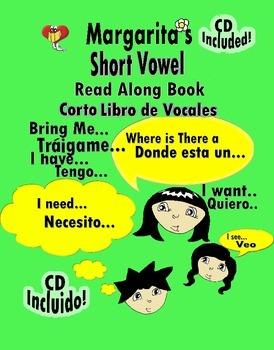 Short Vowel Read Along Book