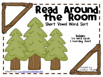 Short Vowel - Read Around the Room