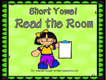 Short Vowel Read the Room
