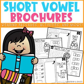 Short Vowel Reading Comprehension Passages