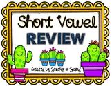 Short Vowel Review
