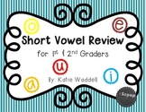 Short Vowel Review {Posters, Activites, & MORE!}