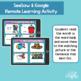 Short Vowel Review QR Code Task Cards