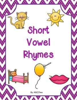 Short Vowel Rhymes