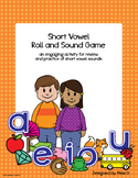 Short Vowel Roll & Sound Game